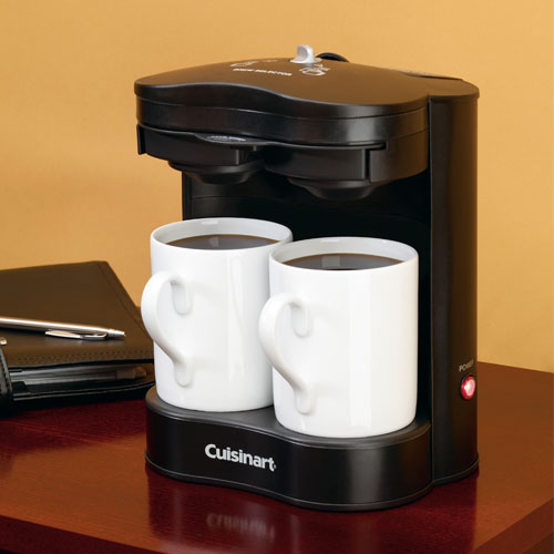 Cuisinart WCM11 2-Cup Coffee Maker Black 6 Per Case Price Per Each
